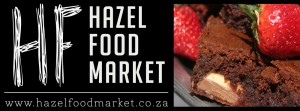 Hazel Food Night Market: Saturday 6 December, 2014 from 17h00 to 21h00